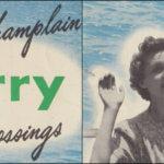 Vintage Artifact: 1951 Ferry Brochure