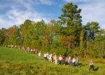 ADK Harvest Festival & Hike Success