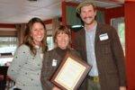 Mary Ellen Ellithorpe is Fort Ticonderoga's Volunteer of the Year