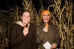 Explore Fort Ticonderoga's Heroic Corn Maze at Night!