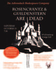 "Adirondack Shakespeare Co. Performs ""Rosencrantz & Guildenstern Are Dead"" at Whallonsburg Grange"