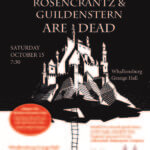 "Adirondack Shakespeare Co. Performs ""Rosencrantz & Guildenstern Are Dead"" at Whallonsburg Grange"