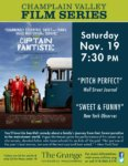 Champlain Valley Film Series to Show CAPTAIN FANTASTIC