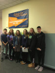 SUNY Canton Student Kicks Off New College For Every Student Mentoring Initiative in Essex County