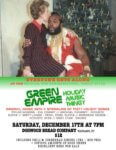 Green Empire Concert at Dogwood