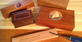 Winter Workshops at Essex Church Begin with Inlay & Marquetry