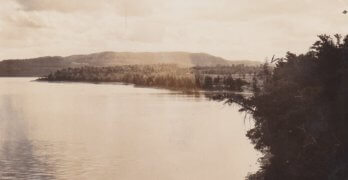 Vintage Postcard: Cannon Point