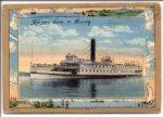 Vintage Artifact: Vermont Ferry