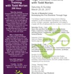 Ashaya Yoga Todd Norian – Wellness Weekend & Yoga Teacher Training