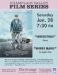 Champlain Valley Film Series to Show A MAN CALLED OVE