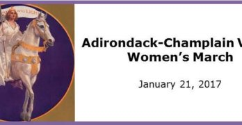 Sister March Planned for Adirondack-Champlain Valley Community