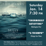 Champlain Valley Film Series to Show SULLY