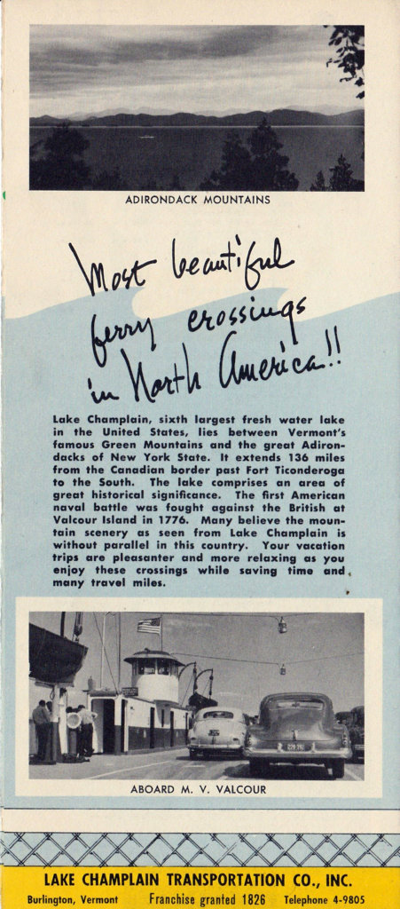 1952 Ferry Brochure-interior1