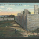Vintage Postcard: Crown Point Ruins