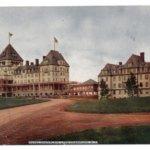 Vintage Postcard: Hotel Champlain