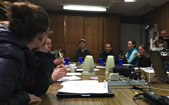 Farmers from Essex and Clinton counties joined counterparts from around the Adirondacks for a regional meeting of Adirondack Harvest chapters last week.