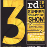 Call for Entries to Summer Sculpture Show