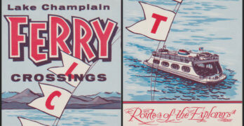 Vintage Artifact: 1961 Ferry Brochure