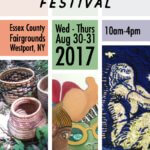 Announcing the First Annual Essex County Arts and Crafts Festival