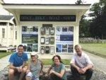 New Essex Kiosk Shows Off Area Assets (Press Republican)