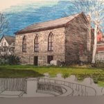 Paul Flinn Art Fundraiser for UVM Children's Hospital at Old Stone Church 9/1