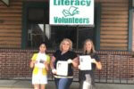 Literacy Volunteers Receives International Paper Foundation Grant