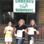 Literacy Volunteers Receives International Paper Foundation Grant
