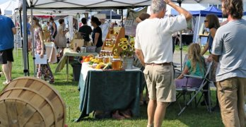 Summer's End Celebrated at Adirondack Harvest Fest (SUN COMMUNITY NEWS)